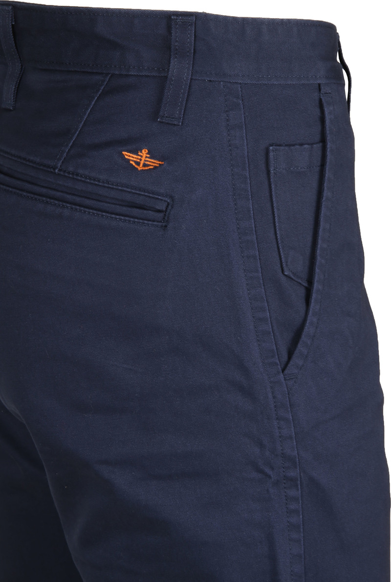 Dockers Alpha Stretch Navy foto 1