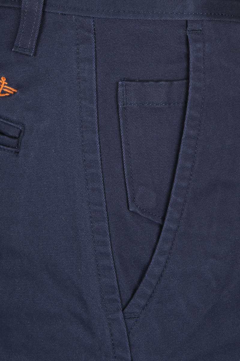 Dockers Alpha Stretch Navy foto 3