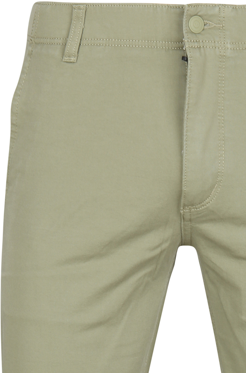 Dockers Alpha Tapered Chino 360 Flex Groen foto 2