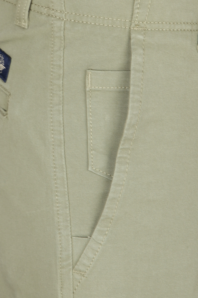 Dockers Alpha Tapered Chino 360 Flex Groen foto 3