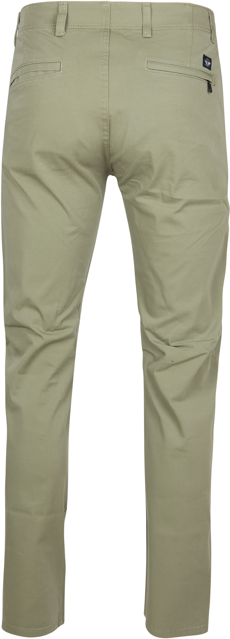 Dockers Alpha Tapered Chino 360 Flex Groen foto 4
