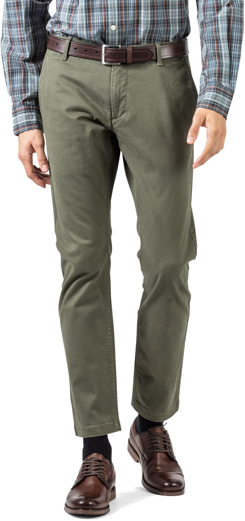 Dockers Skinny Tapered Groen  online bestellen | Suitable