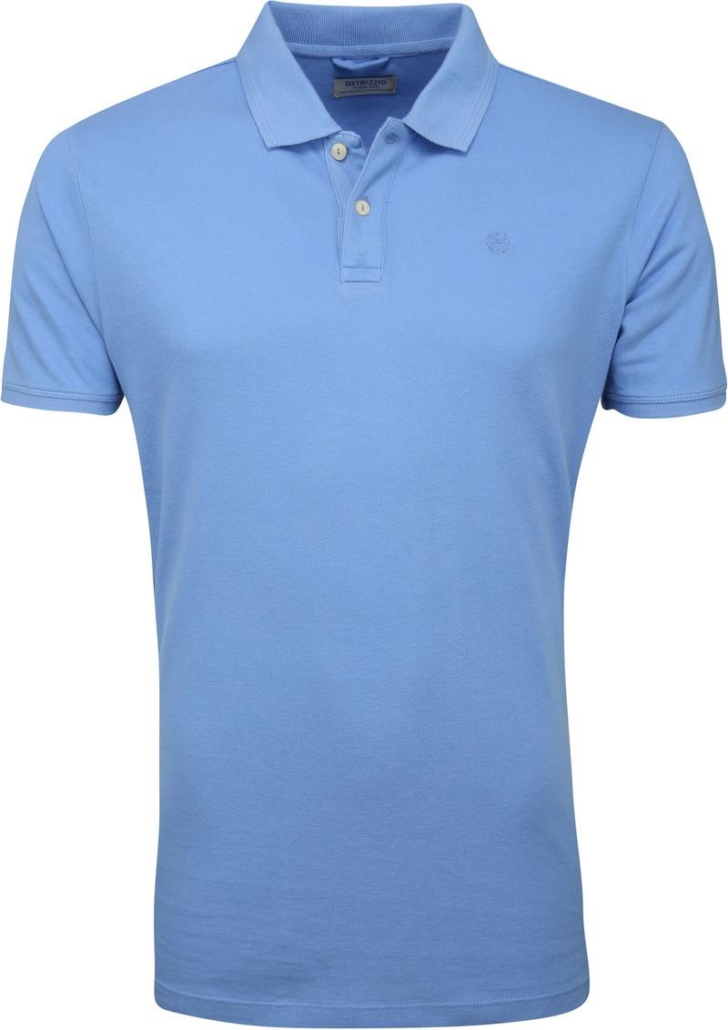 Dstrezzed Bowie Poloshirt Blauw