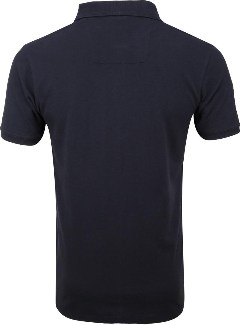 Dstrezzed Bowie Poloshirt Navy