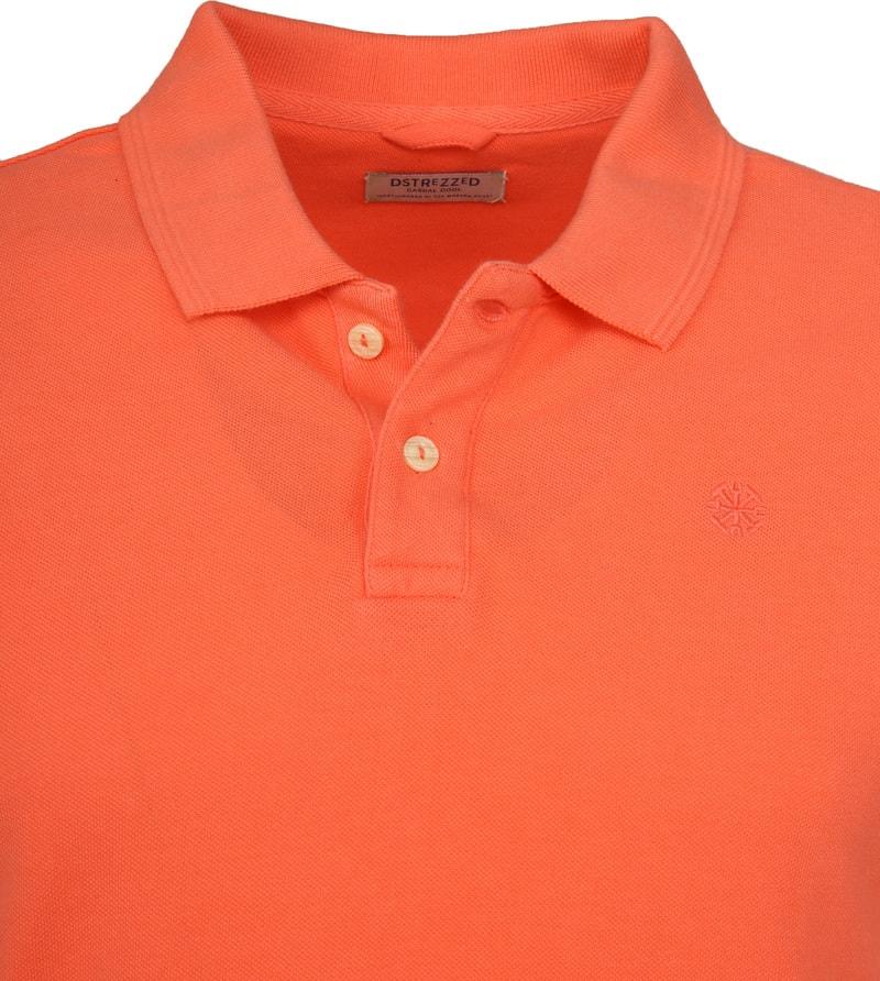 Dstrezzed Bowie Poloshirt Orange photo 1