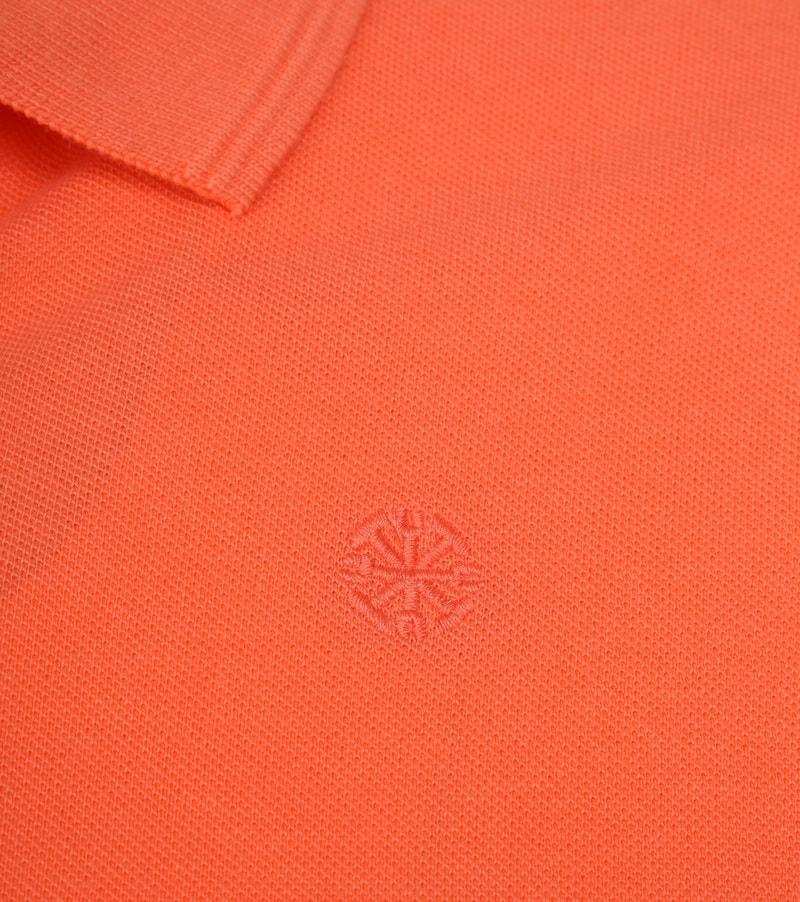 Dstrezzed Bowie Poloshirt Orange photo 2