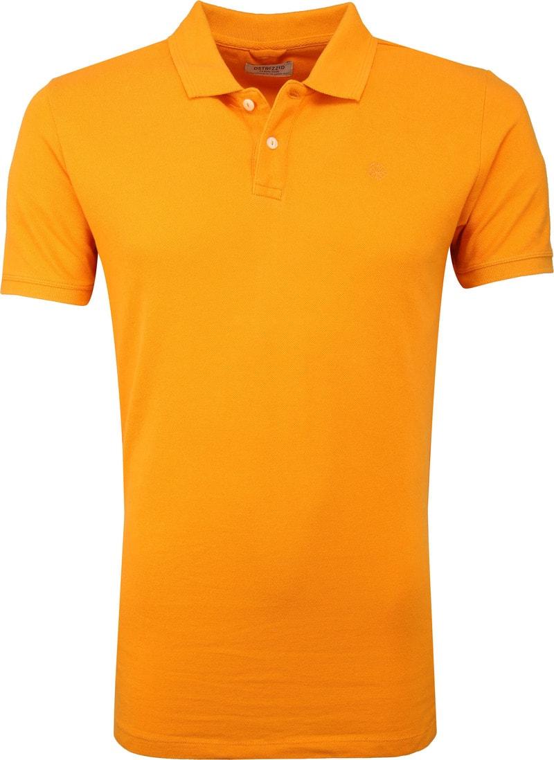 Dstrezzed Bowie Poloshirt Oranje foto 0