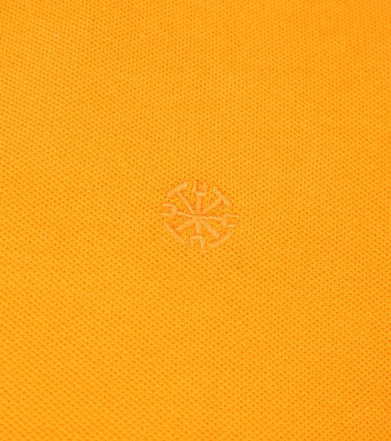 Dstrezzed Bowie Poloshirt Oranje foto 2