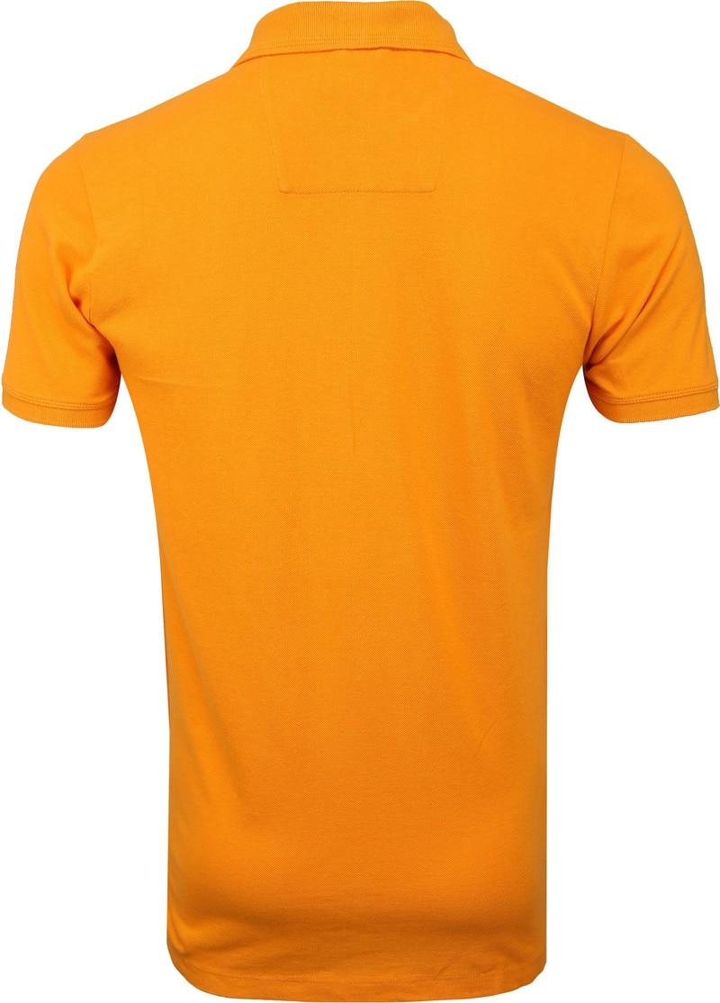Dstrezzed Bowie Poloshirt Oranje foto 3