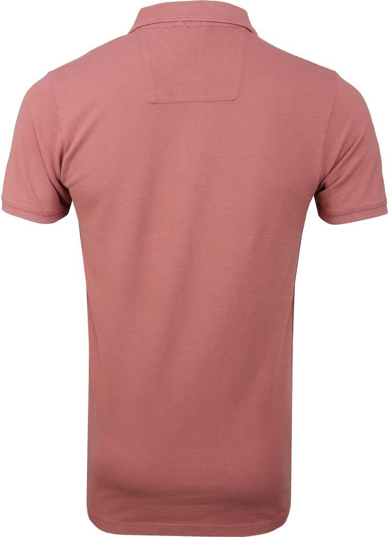 Dstrezzed Bowie Poloshirt Roze foto 3