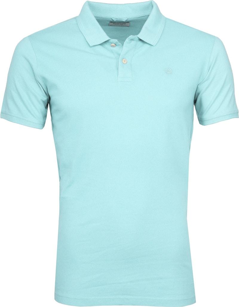 Dstrezzed Bowie Poloshirt Turquoise photo 0