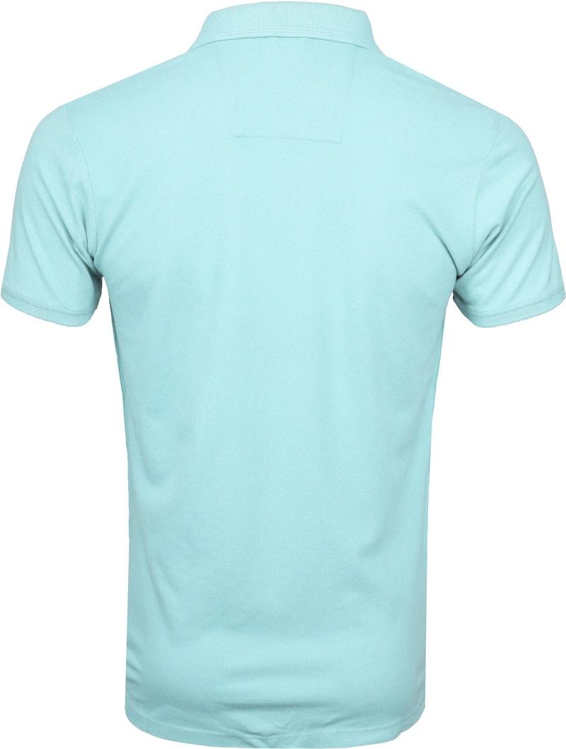 Dstrezzed Bowie Poloshirt Turquoise photo 3