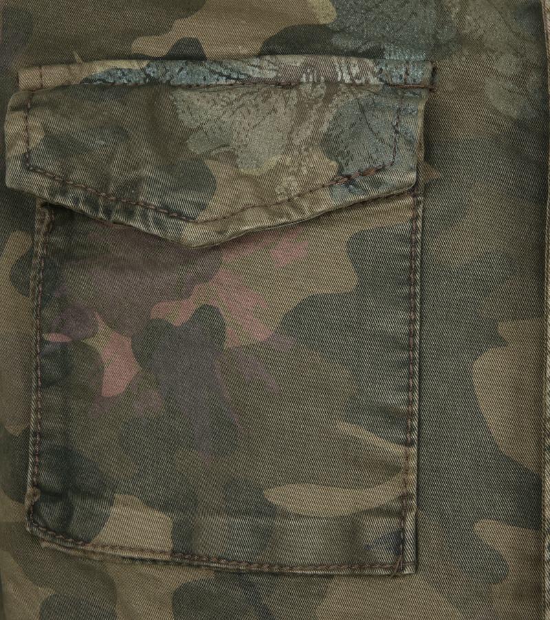 Dstrezzed Jacket Army Print Foto 3