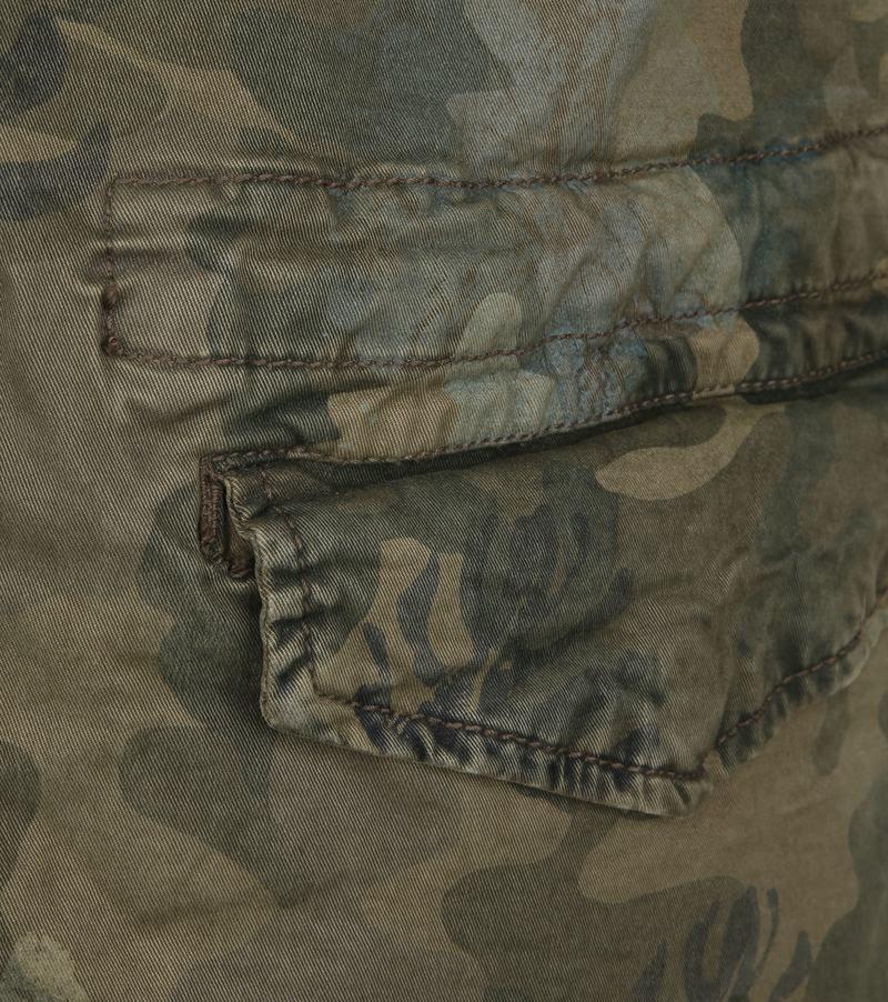 Dstrezzed Jacket Army Print Foto 4