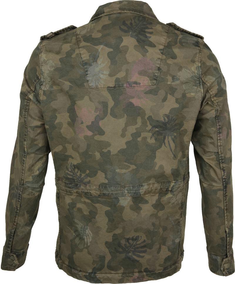 Dstrezzed Jacket Army Print Foto 5