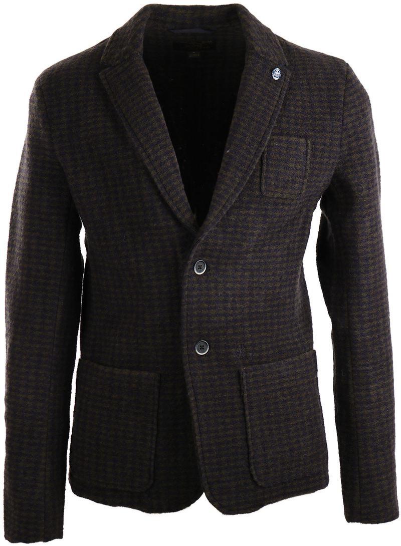 Dstrezzed Knitted Blazer Pied de Poule  online bestellen | Suitable