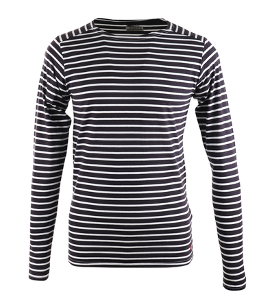 Dstrezzed Longsleeve T-shirt Navy Stripes  online bestellen | Suitable