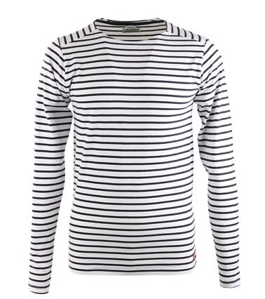 Dstrezzed Longsleeve T-shirt White Stripes  online bestellen | Suitable