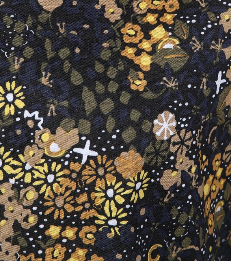 Dstrezzed Overhemd Bloemen Geel foto 2