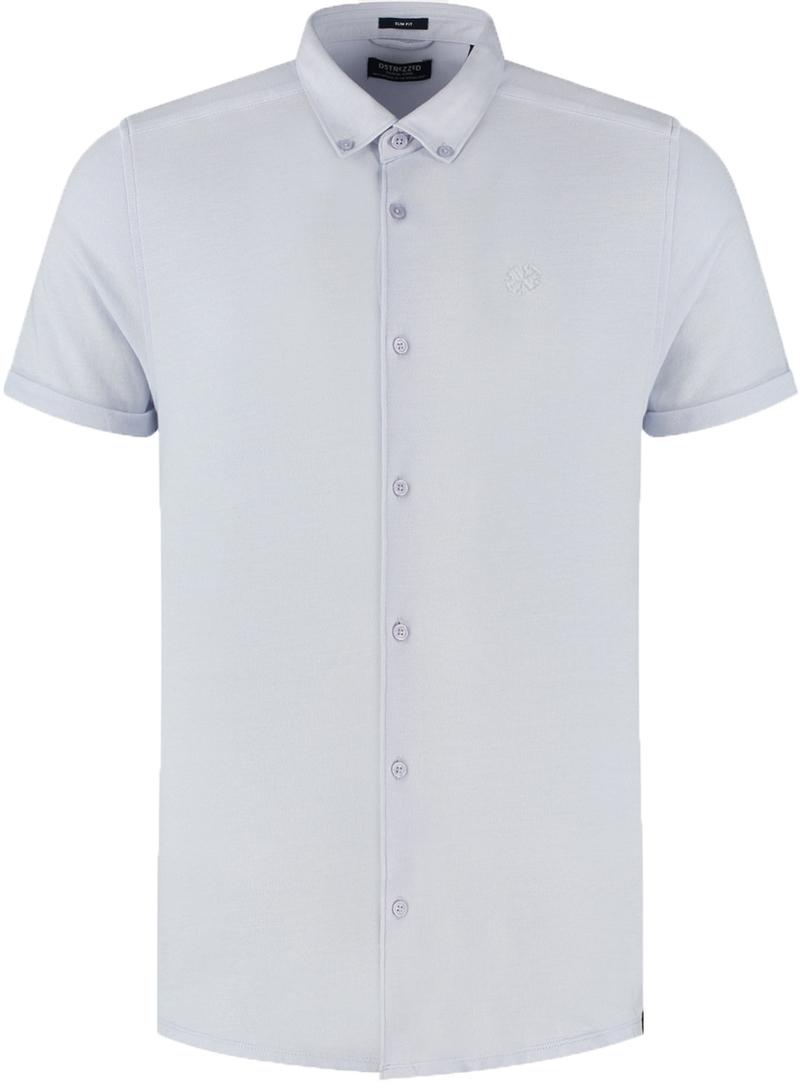 Dstrezzed Overhemd SS Blauw