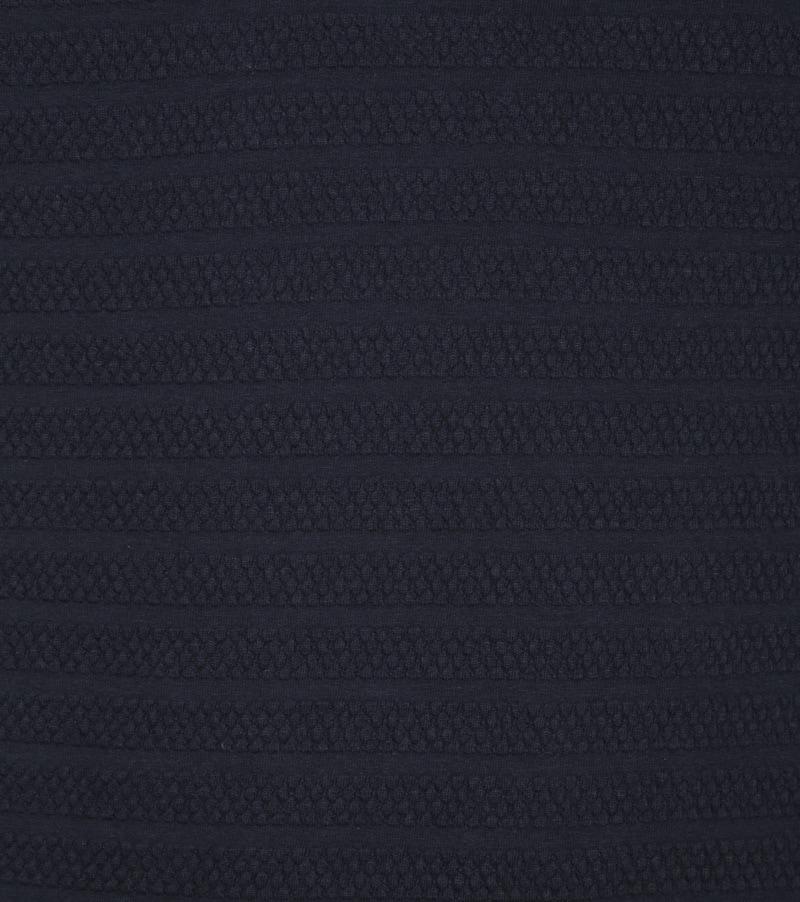 Dstrezzed Polo Honeycomb Stretch Navy foto 2