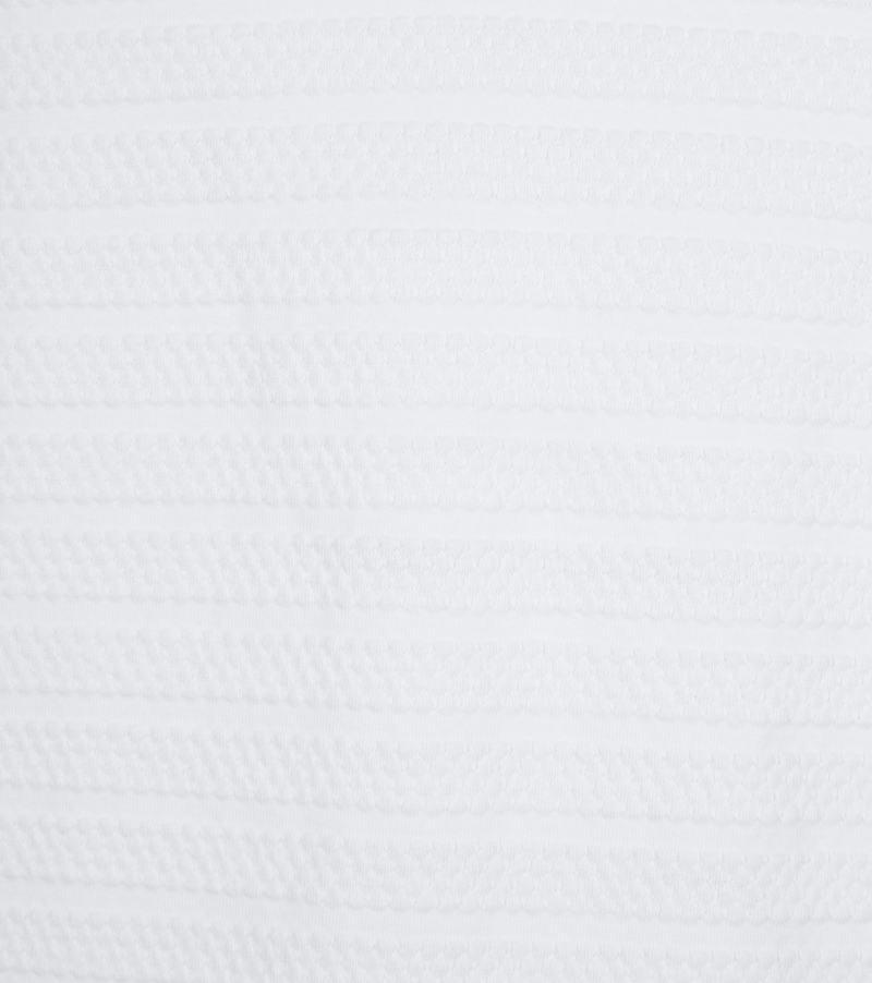 Dstrezzed Polo Honeycomb Stretch Wit foto 2