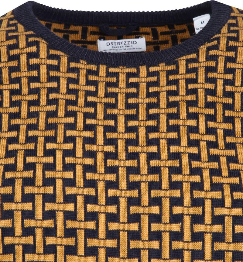 Dstrezzed Pullover Braid Karamel foto 1