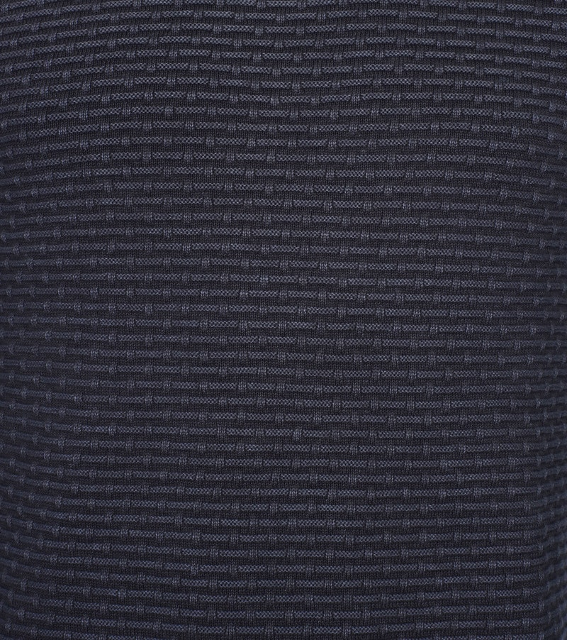 Dstrezzed Pullover Crew Acid Structure Navy photo 2