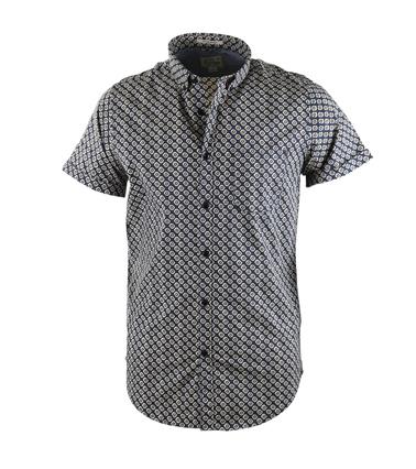 Dstrezzed Shirt Korte Mouw Donkerblauw  online bestellen   Suitable