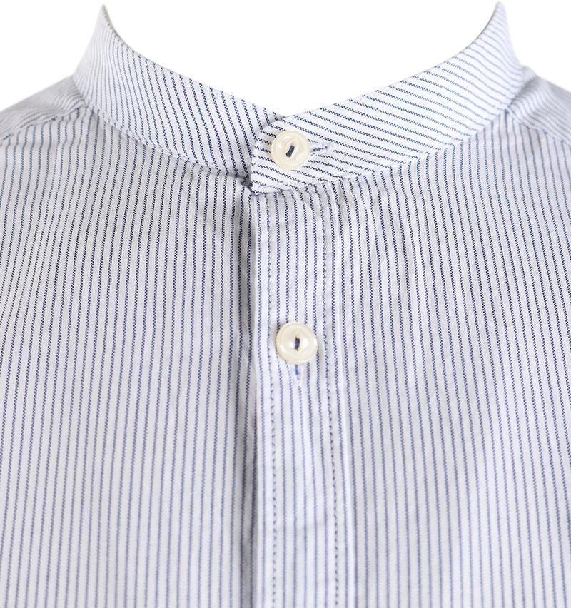Detail Dstrezzed Shirt Mao Streep