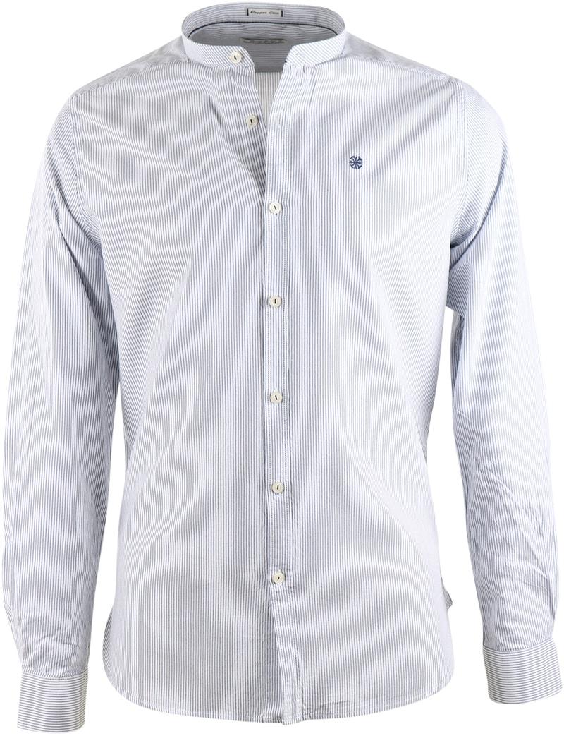 Dstrezzed Shirt Mao Stripes photo 0