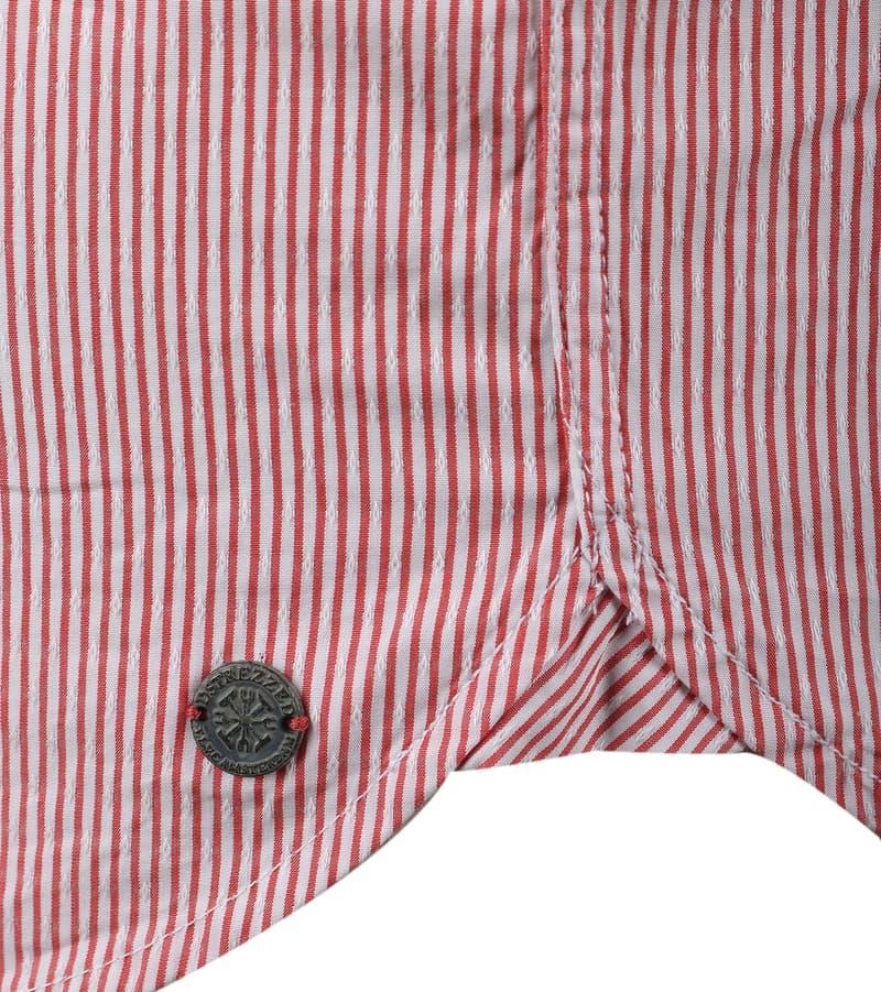 Dstrezzed Shirt Red Stripe photo 2