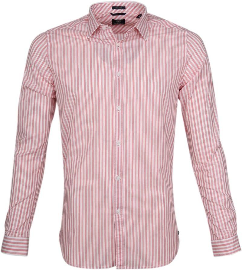 Dstrezzed Shirt Streifen Foto 0