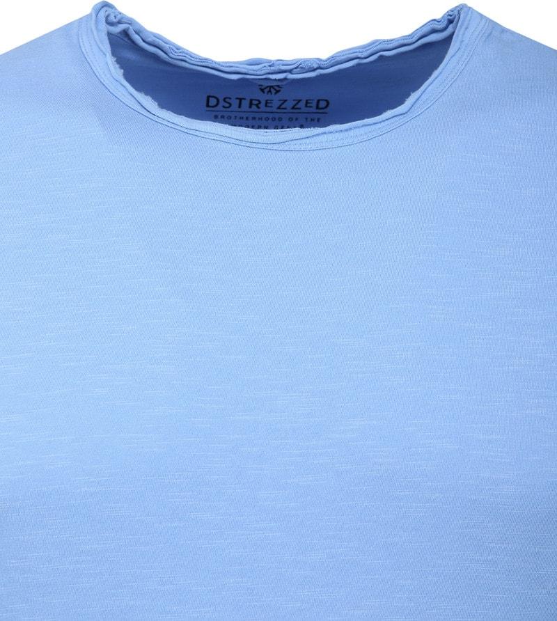 Dstrezzed T-shirt Lichtblauw foto 1