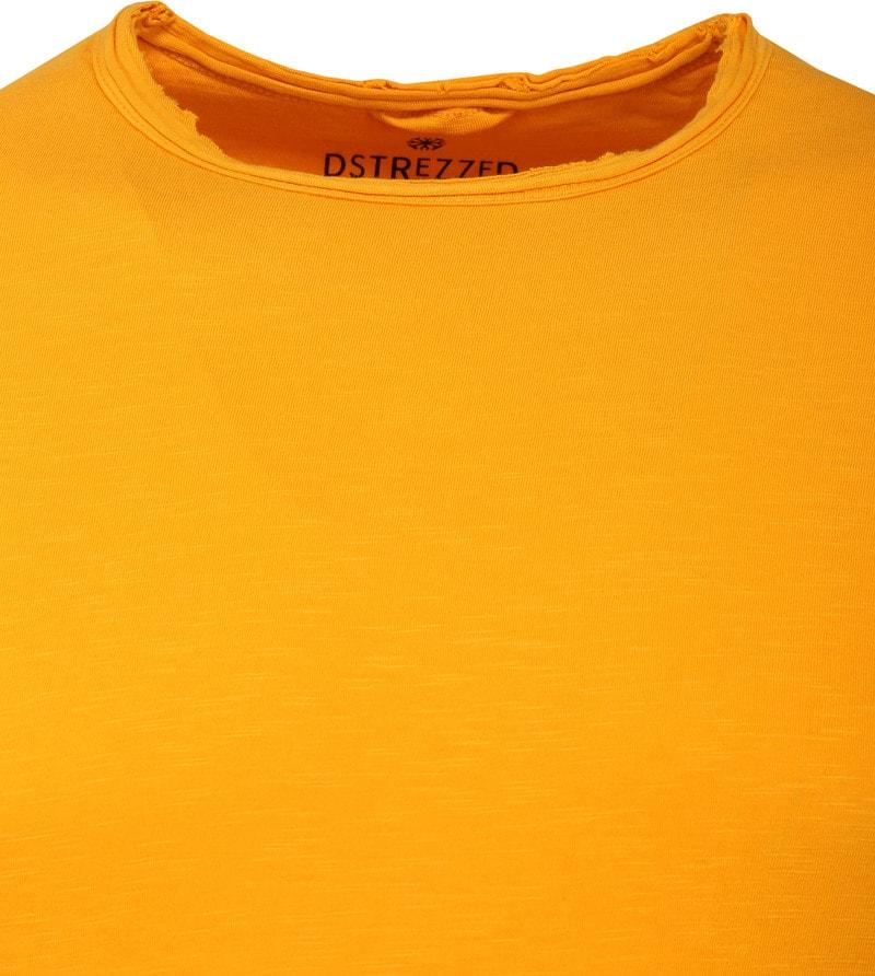 Dstrezzed T-shirt Oranje