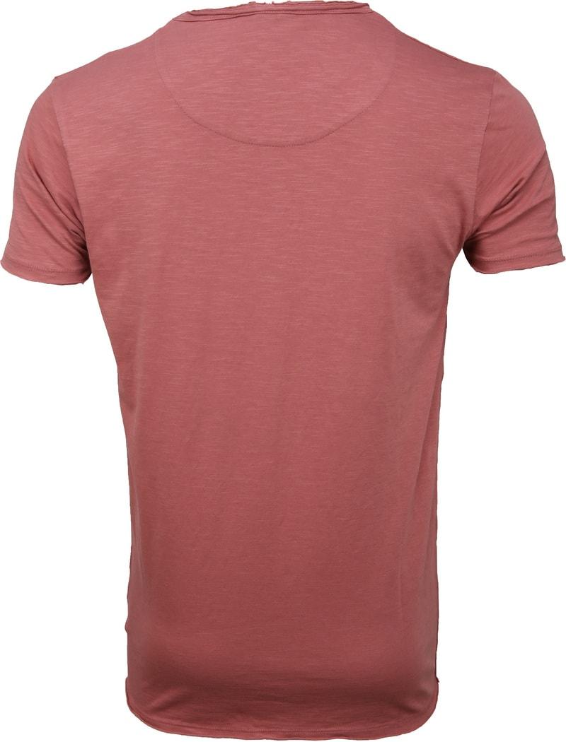 Dstrezzed T-shirt Oud Roze foto 3
