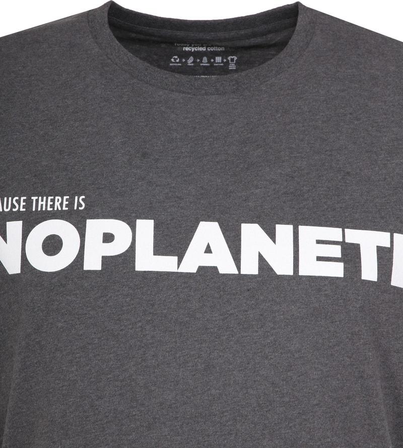 Ecoalf Natal T-Shirt No Planet Grey photo 1