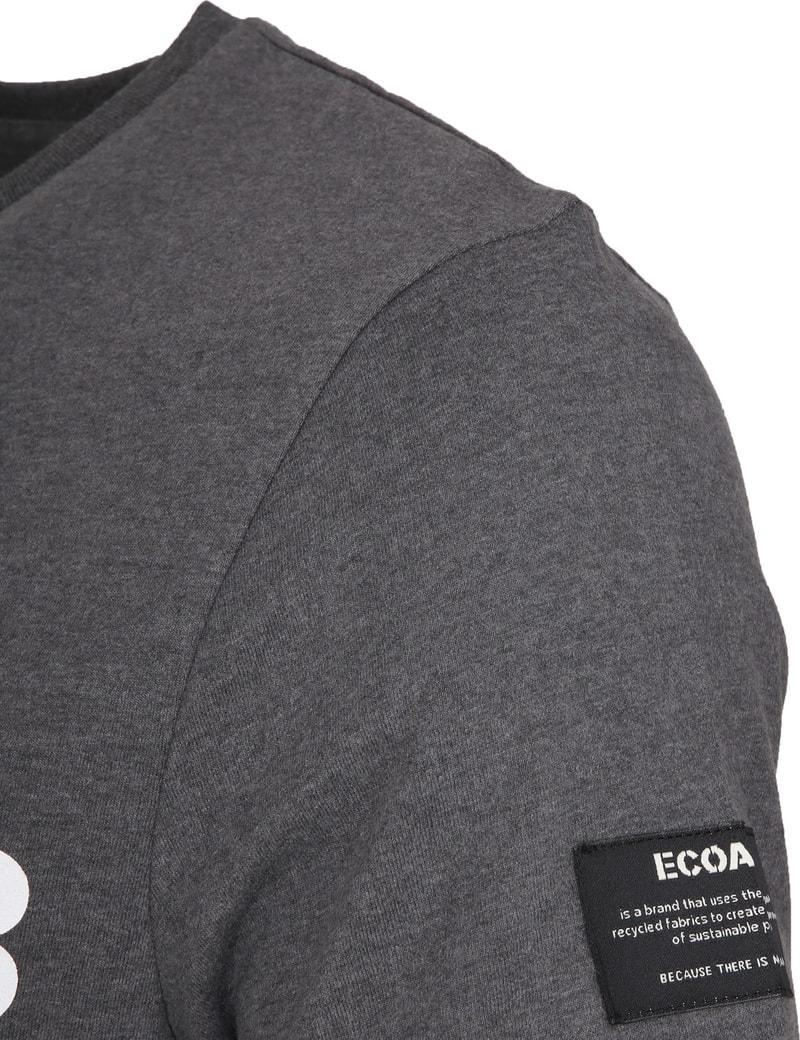 Ecoalf Natal T-Shirt No Planet Grey photo 3
