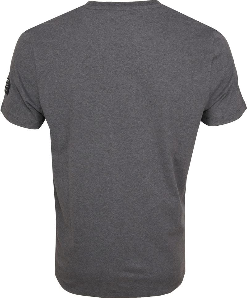 Ecoalf Natal T-Shirt No Planet Grey photo 4