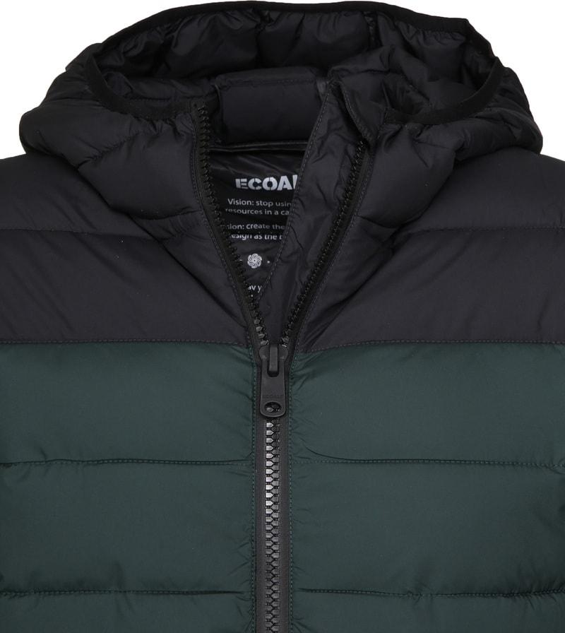 Ecoalf Rockaway Korean Jacket Green photo 1