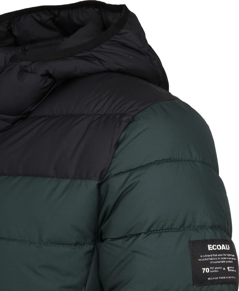 Ecoalf Rockaway Korean Jacket Green photo 3