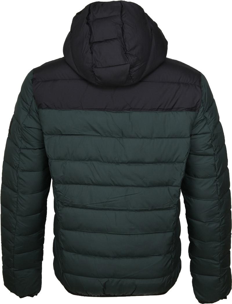 Ecoalf Rockaway Korean Jacket Green photo 4