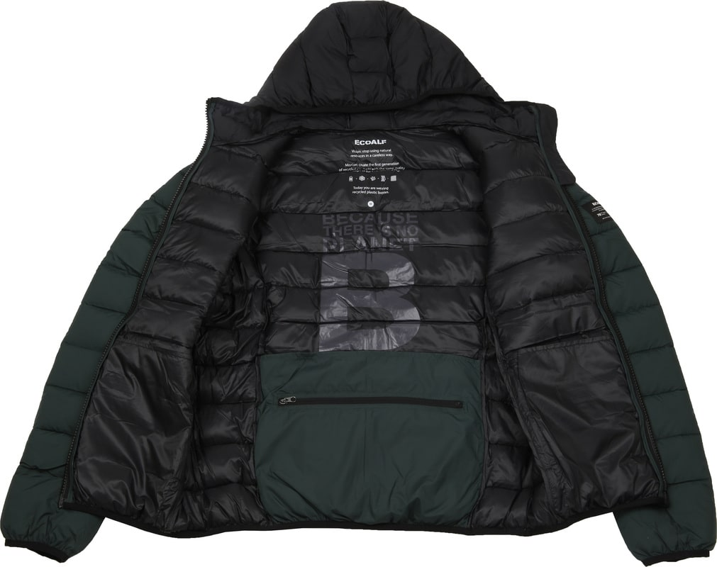 Ecoalf Rockaway Korean Jacket Green photo 5