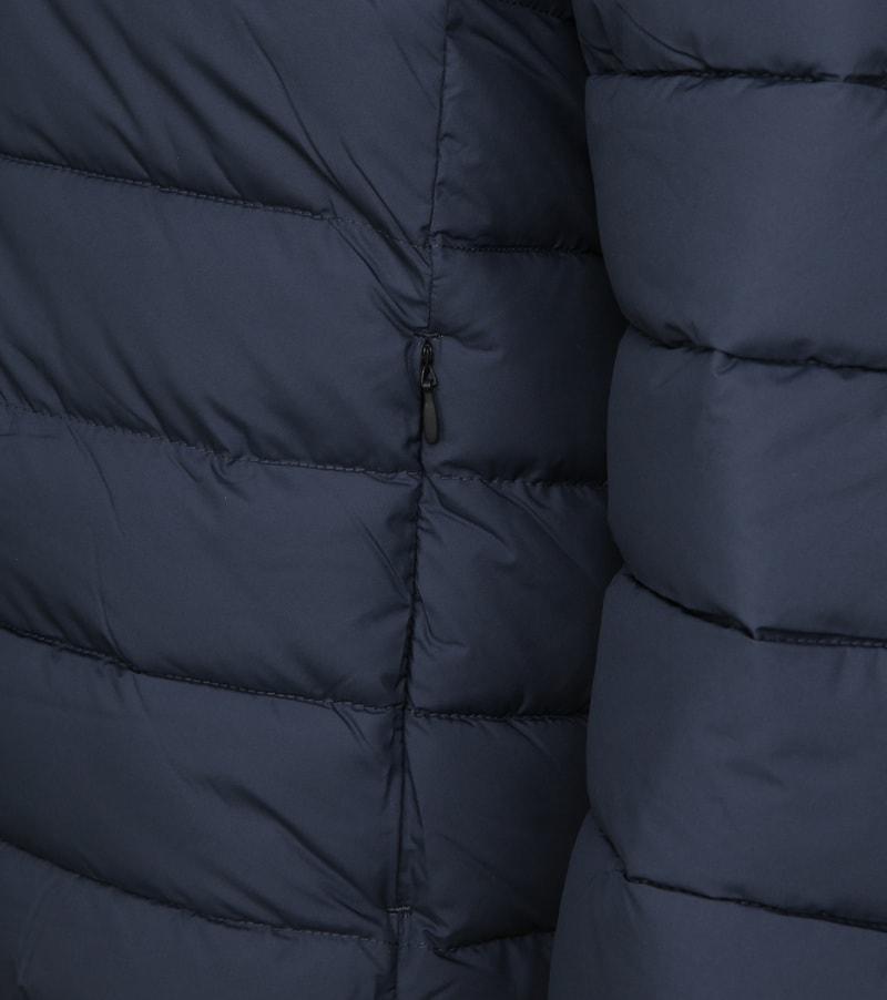 Ecoalf Rockaway Steel Jacket Blue photo 2