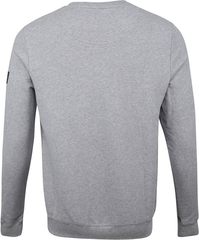 Ecoalf San Diego Sweater Hellgrau Foto 3