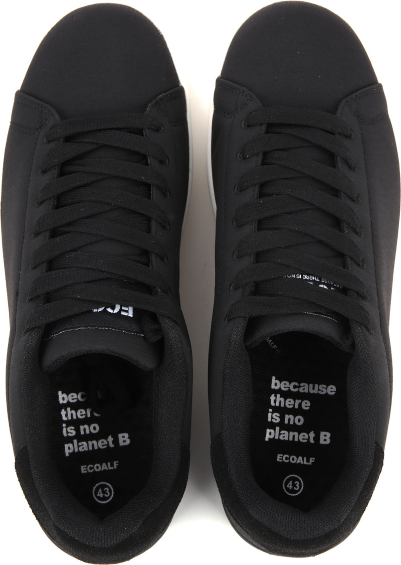 Ecoalf Sneaker Austin Black foto 4