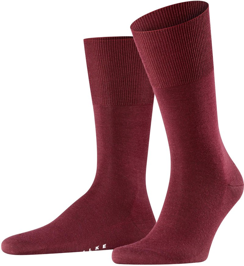 FALKE Airport Socken Bordeaux 8596 Foto 0