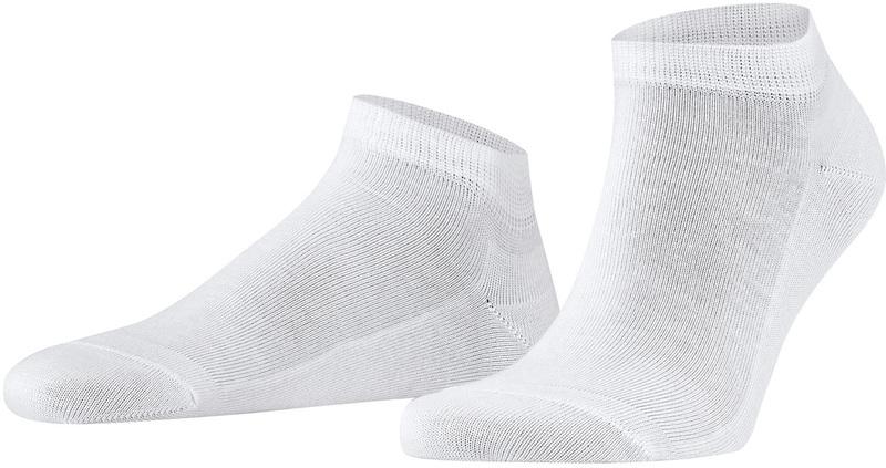 Falke Family Sneaker Socks White 2000