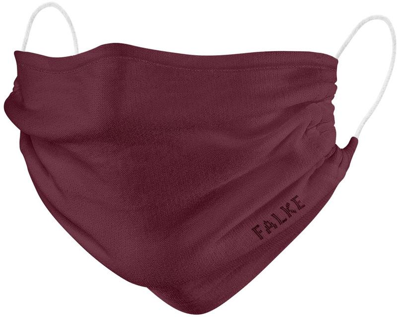Falke Mondkapje Bordeaux 2 Pack