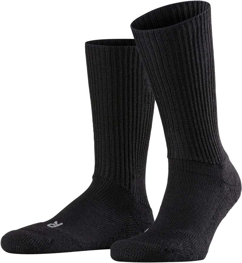 Falke Walkie Hiking Socks Black photo 0